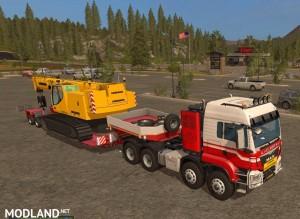 NLD Helmer MAN 8x8 Heavy v 1.0, 10 photo