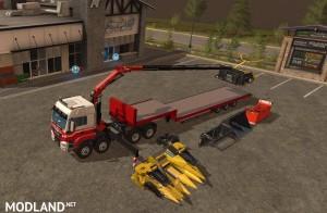 NLD Helmer MAN 8x8 Heavy v 1.0, 6 photo