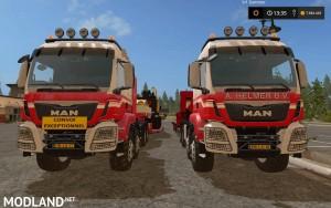 NLD Helmer MAN 8x8 Heavy v 1.0, 9 photo