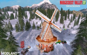 NorgeCrest Valley 17 Seasons v 2.4