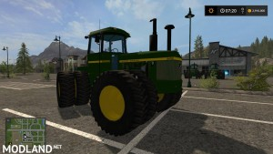 OLD IRON JD 8000 Series Articulated 4WD v 1.0, 5 photo