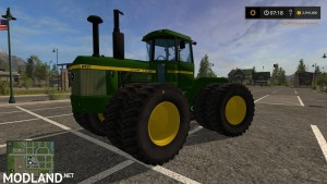 OLD IRON JD 8000 Series Articulated 4WD v 1.0 - Direct Download image