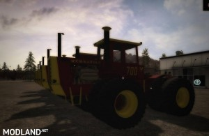 OLD IRON Versatile 8cyl Articulated 4WD v 1.0, 1 photo