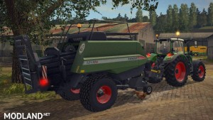 Pack 4 BigBalers 1 axle v 1.0, 3 photo