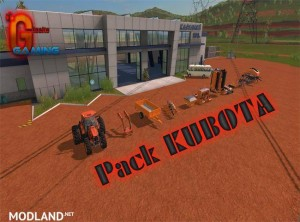 Pack KUBOTA v 1.0, 2 photo