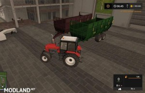 Pack of trailers PS60A v 1.1