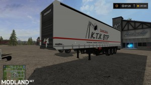Pack Remorque Transpalette Fruehauf v 1.0, 5 photo