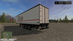 Pack Remorque Transpalette Fruehauf v 1.0, 6 photo