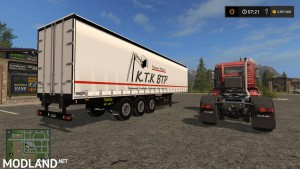 Pack Remorque Transpalette Fruehauf v 1.0, 7 photo