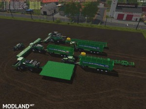 PACK SPECIALE SILAGE GREEN v 2.0, 3 photo