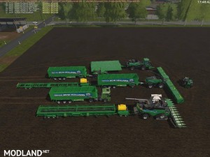 PACK SPECIALE SILAGE GREEN v 2.0, 1 photo