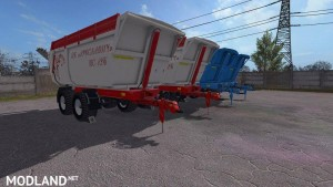 Pack TRAILERS PS-12B v 1.0