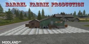Placeable barrel factory v 1.0, 1 photo