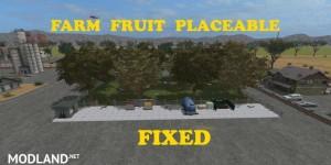 Placeable Farm Fruit v 1.0, 2 photo