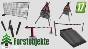 Placeable Forestry Objects 3.17a, 1 photo