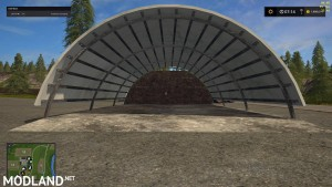 Placeable Hayshed v 1.0