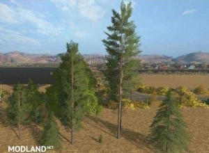Placeable logging trees v 1.0, 1 photo