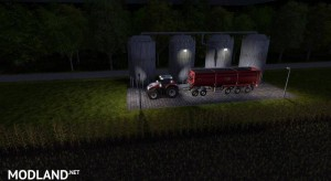 Placeable temporary storage silos v 1.0, 10 photo