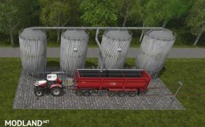 Placeable temporary storage silos v 1.0, 2 photo