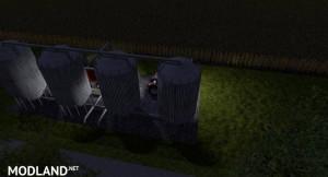 Placeable temporary storage silos v 1.0, 6 photo