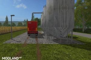 Placeable temporary storage silos v 1.0, 8 photo