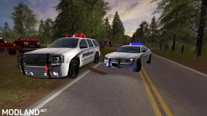 Police Pack US v 1.0, 1 photo
