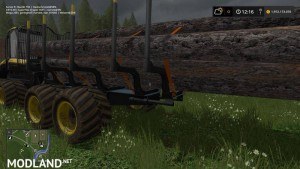 Ponsse Buffalo with autoload and loading aid v 1.0, 2 photo