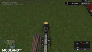 Ponsse Buffalo with autoload and loading aid v 1.0, 6 photo