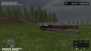 Ponsse Buffalo with autoload and loading aid v 1.0, 7 photo