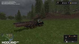 Ponsse Buffalo with autoload and loading aid v 1.0, 1 photo