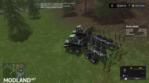 Ponsse Buffalo with autoload and loading aid v 1.3, 2 photo