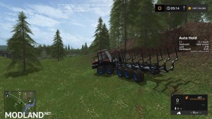 Ponsse Buffalo with autoload and loading aid v 1.3, 3 photo