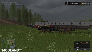 Ponsse Buffalo with autoload and loading aid v 1.3, 5 photo