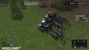 Ponsse Buffalo with autoload and loading aid v 1.3, 1 photo
