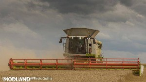 Realistic harvesting and sowing v 1.0, 2 photo