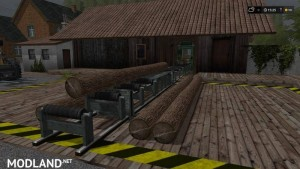 Repositionable Sawmill v 1.0, 1 photo