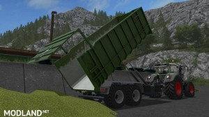 Roll-off container v 1.0