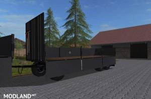 Rotary platform Bale trailer v 1.0, 1 photo