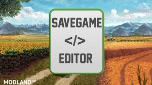 Save Game Editor v 1.2