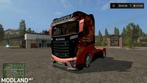 Scania R1000 FEU