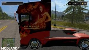Scania R1000 FIRE v 1.0, 1 photo