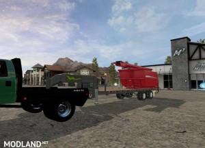 Seed tender trailer v 1.0
