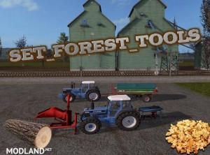 Set Forest Tools final, 1 photo