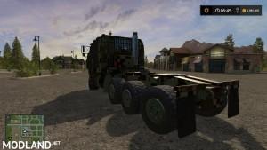 SLAT ARMORED OSHKOSH HET M1070 v 1.0, 3 photo