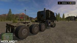 SLAT ARMORED OSHKOSH HET M1070 v 1.0, 5 photo
