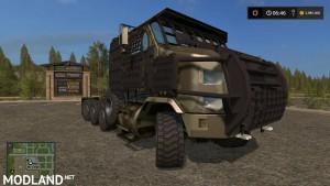 SLAT ARMORED OSHKOSH HET M1070 v 1.0, 6 photo