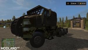 SLAT ARMORED OSHKOSH HET M1070 v 1.0, 1 photo