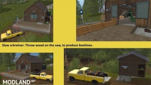 Slow bee pack v 1.0.1.0, 1 photo