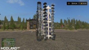 Slurry cultivator SW100 blue v 1.0, 3 photo