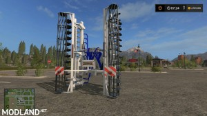 Slurry cultivator SW100 blue v 1.0, 4 photo